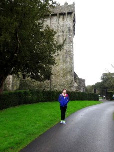 Me and the Blarney Castle!