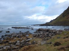 Giant's Causeway and a tiiinnyyy bit of sunshine