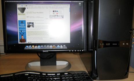 Mac OS X86 PC, Para PC con Intel y AMD (2/6)