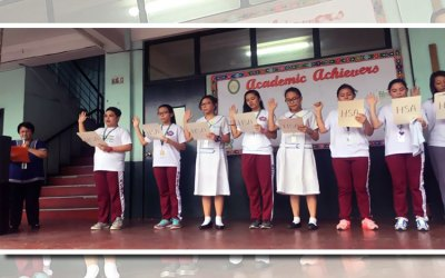 Induction of the new set of HSA Officers