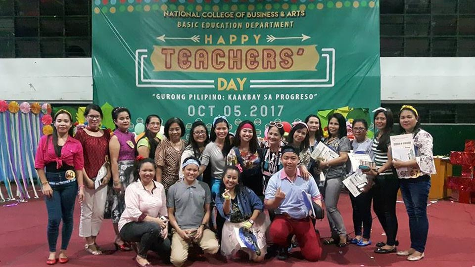 Grade School Teachers' Day