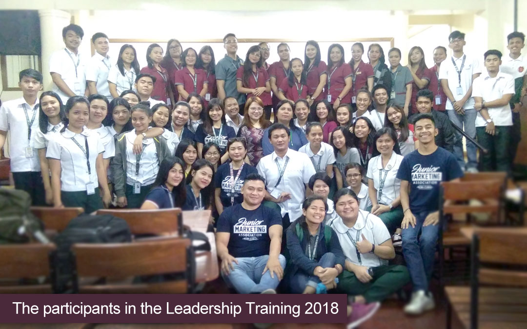 OSA CUBAO CONDUCTS LEADERSHIP TRAINING