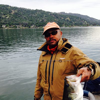 Stan VanPelt (2015 Co-Angler of the Year)