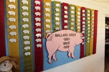 The Mallard Creek BBQ