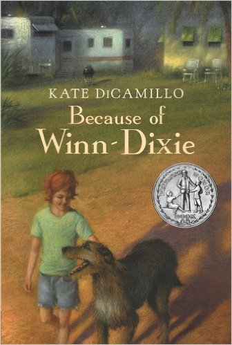 Because of Winn­Dixie by Kate DiCamillo