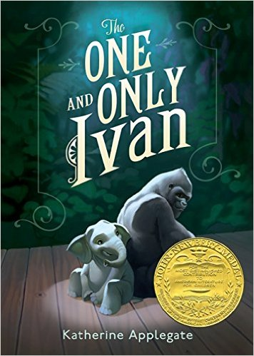 The One and Only by Ivan Katherine Applegate