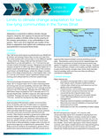 Limits to Climate Change Adaptation for Two Low-lying Communities in the Torres Strait, 2pp, factsheet.