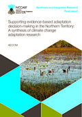 Supporting evidence-based adaptation decision-making in the Northern Territory: A synthesis of climate change adaptation research