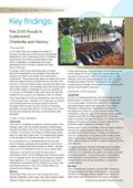 Key Findings: The 2008 Floods in Queensland: Charleville and Mackay