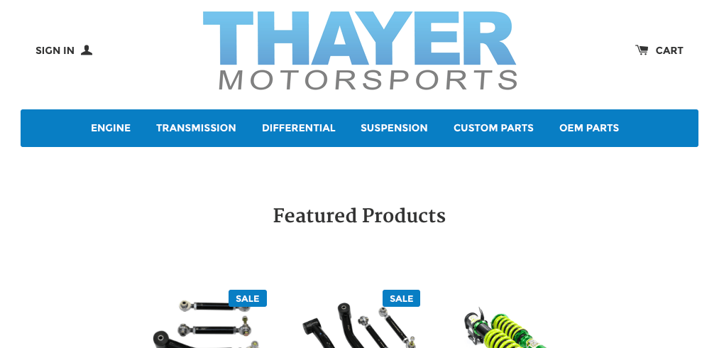Thayer Motorsports