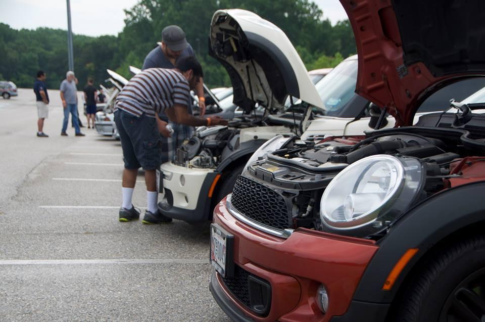 NCC Cars and Coffee