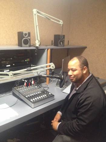 Demetrious Mullen is the well known voice of WNCC radio.