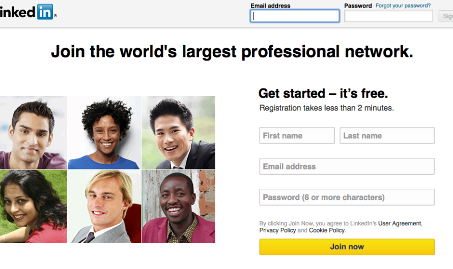Staying LinkedIn for job opportunities