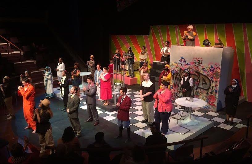 Northampton Theatre Welcomes All