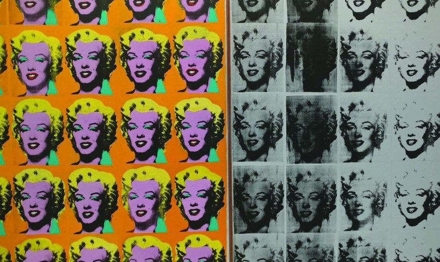 Whitney Museum displays artist Andy Warhol