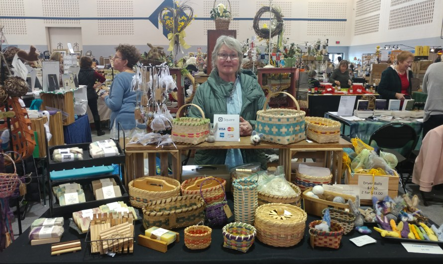 Spring craft fair returns to NCC