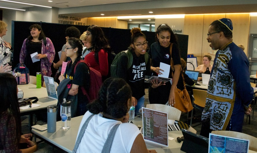 Study abroad fair guides students on the path to international travel