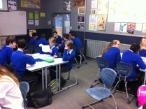 10SL Social Studies with Mr Staite
