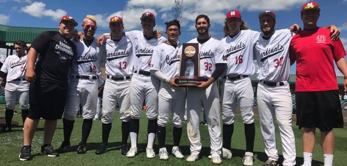 Baseball finishes historic season with College World Series