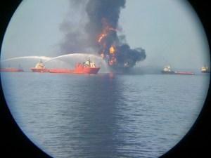 Horizon explosion