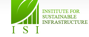Design sustainability ISI logo
