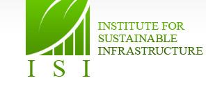Design sustainability ISI logo