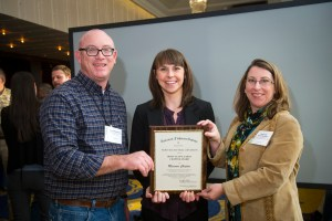 2016 Midwest Fish and Wildlife Conference awards, Grand Rapids Mi.