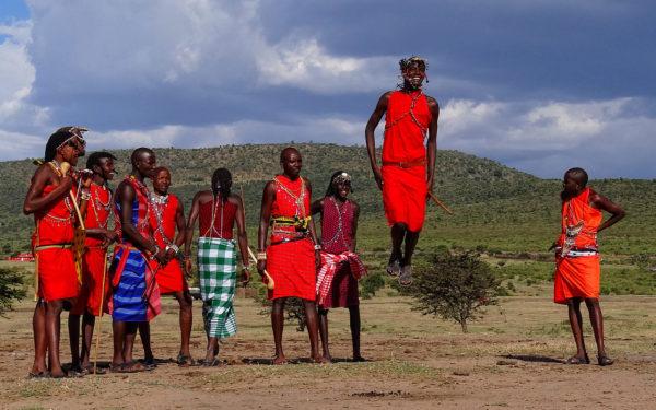 ネイティブキャンプ・ケニア人講師