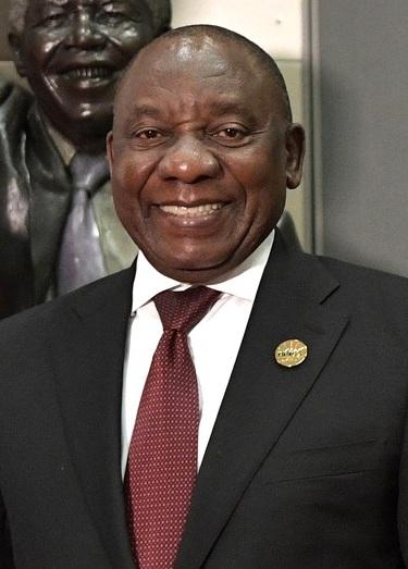 シリル・ラマポーザ Cyril Ramaphosa