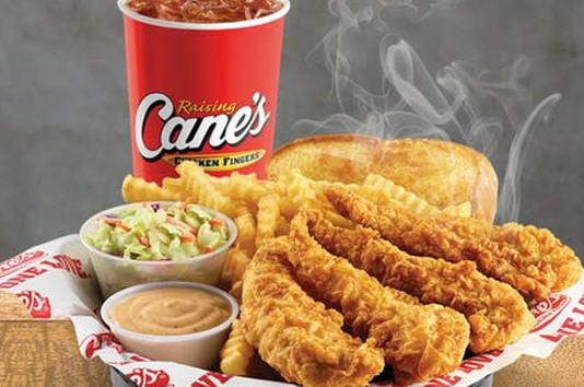 Image result for cane's chicken