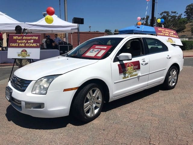 Th Vista Rod Run Car Giveaway And Charity Was HOT North County - Auto events near me