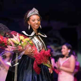 Camie Parker, Miss Teen Vista 2018