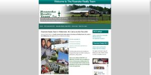 Small real estate firm captures the Inner Banks of Eastern North Carolina with their website
