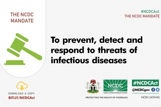 Covid 19: Ncdc Confirms 5 New Cases In Nigeria Covid 19 Abuja, April 4,   2020 The Nigeria Centre For Disease Control (ncdc), Has Confirmed Five New Cases Of Novel Coronavirus (covid 19
