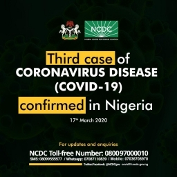 COVID-19: NCDC tests 2.1m samples as Nigeria records 102 new cases