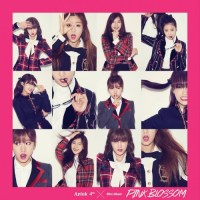 [Download Link] A pink – Pink Blossom [4th Mini Album]