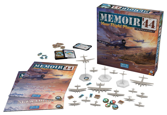 Image result for memoir 44 flight plan