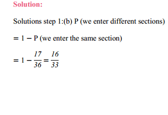 NCERT Solutions for Class 11 Maths Chapter 16 Probability Miscellaneous Exercise 4