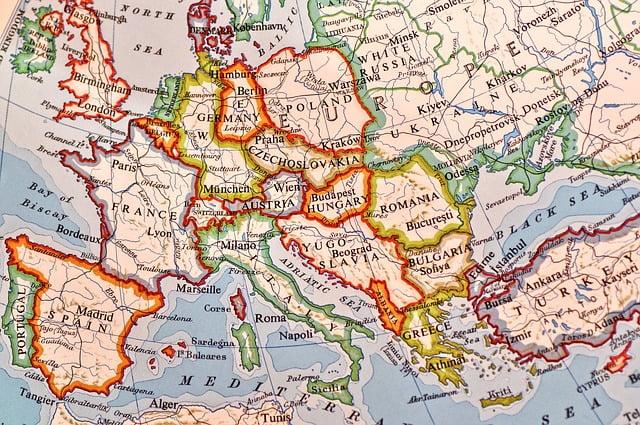 यूरोप में राष्ट्रवाद का उदय History ch-1 10th