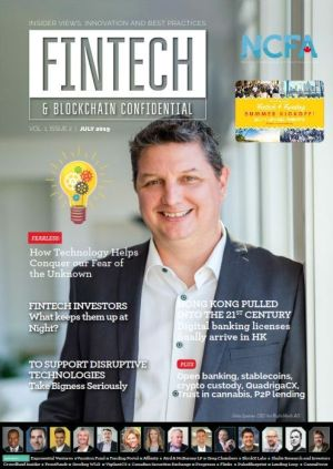 NCFA Fintech Confidential Issue 2 FINAL COVER - Fintech Canada Directory Category: Capital Markets | DeFi | Crowdfinance