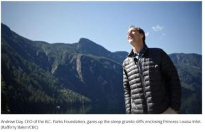 Andrew day BC parks foundation - How Regulation Crowdfunding Stood up to the First Weeks of Coronavirus – Almost Opposite of the Public Markets