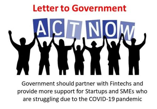 NCFA COVID 19 letter to government to support Fintechs and SMEs - Fintech Canada Directory Category: Blockchain | Digital Assets | Crypto