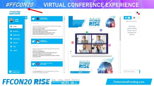 ffcon20 virtual conference experience r - Fintech Canada Directory Category: Blockchain | Digital Assets | Crypto