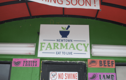 Newtown's food insecurity a stark contrast to its past