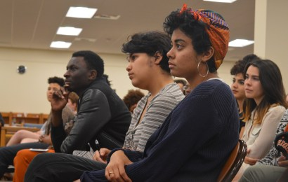 Students 'redefine activism' at BHM Symposium
