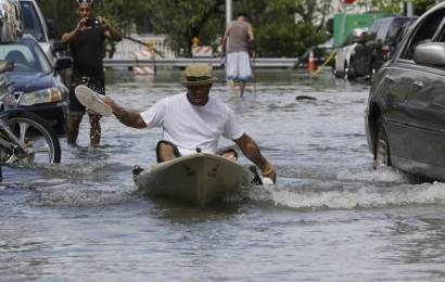 What's at stake in south Florida: Risks of climate change in South Florida and what local governments are doing to mitigate it