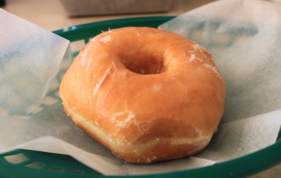 "Bradenton Donuts: ""As you travel through life friend, no matter what your goal, keep your eye upon the donut and not upon the hole:"""