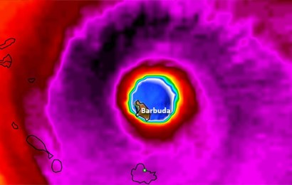 Hurricanes in the Gulf Region: Antigua and Barbuda