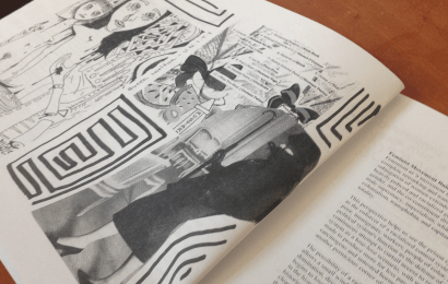 Graffiti and hot wax: the lost tradition of NCF print culture