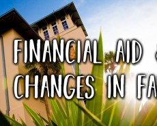 Financial aid, changes in FAFSA and dealing with unique circumstances